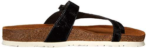Naot Womens Black Leather Sandals Tahoe qT0fSqw4