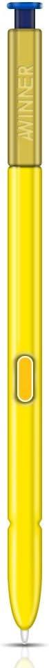lapiz s pen de repuesto samsung note 9 amarillo AWINNER