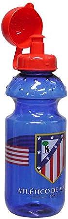 Atletico de Madrid - Botella cantimplora plastico 500ml de Atletico (CYP Imports B-30-ATL)