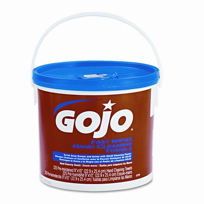 (Gojo Fast Wipes Hand Cleaning Towels 9