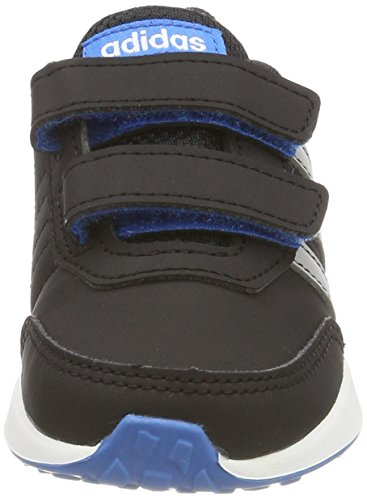Adidas core 2 F17 Inf Cmf Two Noir De Black Mixte Blue Gymnastique Vs Switch Bébé bright grey Chaussures rpwq1rPS