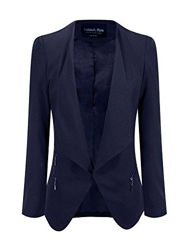Wear Blue Blazer - 4