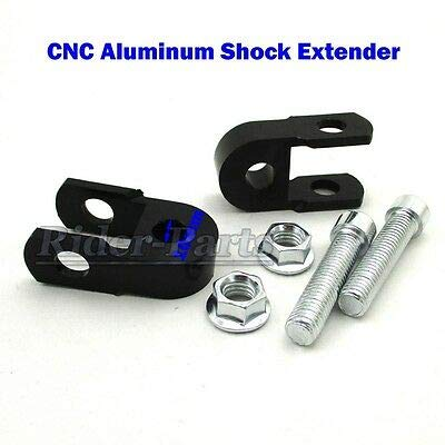 FidgetGear CNC Alum Shock Absorber Extender for CRF50 KLX110 TTR50 DRZ110 Pit Bike ATV ()