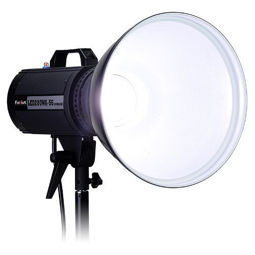 Fotodiox LED-200WA-56 Daylight Studio LED, High-Intensity LED Studio Light for Still and Video with Dimmable Control