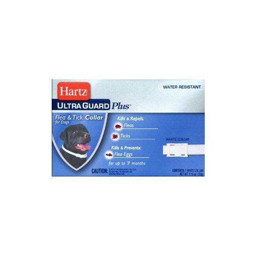 Hartz Ultraguard Plus Dog Collar (6-pack)