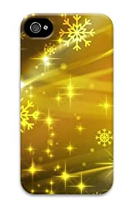 coolest iphone 4S cases Colorful yellow Art 3D Case for Apple iPhone 4/4S