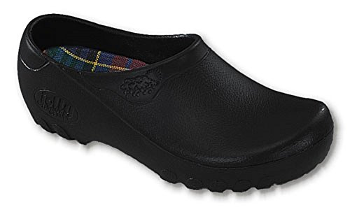 Jolly Fashion Clog Shoe Black Mens
