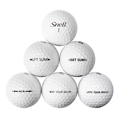 Titleist (TITLA) Snell Mix Golf Balls 12 Pack