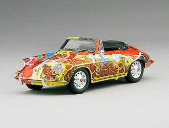 1/43 ポルシェ 356C カブリオレ 1965 ジャニス・ジョプリン レストア ver. TSM144349