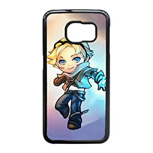 Samsung Galaxy S6 Edge Cell Phone Case LOL Ezreal KF5672840