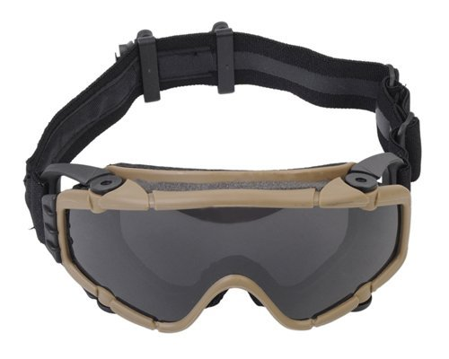 FMA-Tactical-SI-Ballistic-Anti-fog-Anti-dust-Safety-Goggles-Glasses-Eyewear-with-Fan-and-1-Interchangeable-Lens-for-Outdoor-Airsoft-Paintball-Hunting-Motorcycling