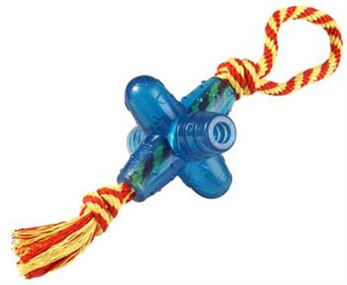 Petstages Orka Chew small with rope, My Pet Supplies