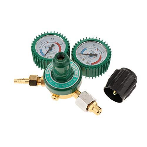 酸素ゲージバルブ 酸素圧低減器 酸素圧力レギュレーター 酸素用圧力計 酸素圧力リデューサー ガス圧力調整器