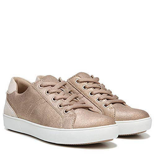 Naturalizer Womens Morrison Leather Closed Toe Oxfords, Tiramisu, Size 7.0