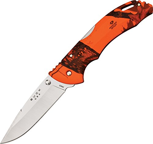 Buck Knives 286 Bantam BHW Assisted Opening Folding Knife with Removable Clip