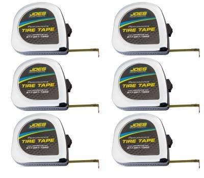 32151 TIRE TAPE MEASURE, 6PK ()