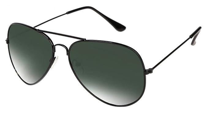 WODISON Vintage-Flieger-Sonnenbrille Reflektierende Spiegel-Objektiv