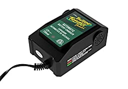 Battery Tender 021-0123 Battery Tender Junior 12V, 0.75A Battery Charger will charge and maintain your battery so that it is ready to go when you are! It\'s lightweight, fully automatic and easy to use