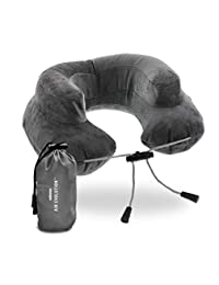 Cabeau Air Evolution Pillow, Gray, Under Seat