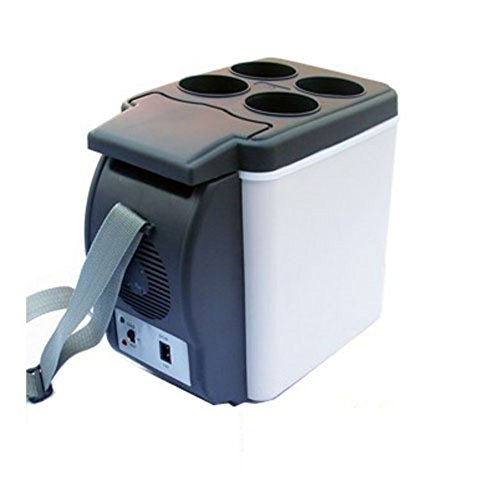 SL&BX Mini Kühlteil,Car Refrigerator Cooler Mini Refrigerator Car Mini Fridge Portable Refrigerator And Freezer by SL&BX