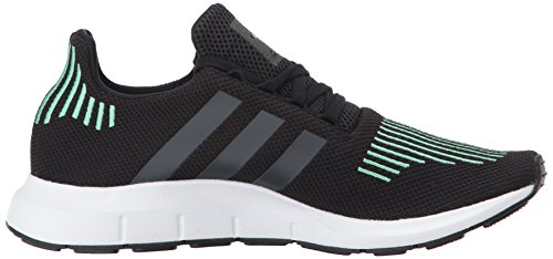 Originali Adidas Mens Swift Run Nero / Utility Nero / Bianco