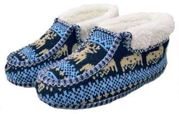 Pantoufles tricot?es (pantoufles tricot?es) Bottes rennes NB M 79786 (japon importation)
