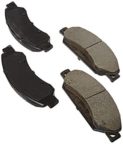 Bendix D1092 CQ Brake Pad Set