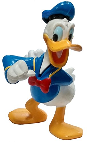 Disney Mickey Mouse Clubhouse Donald Duck Exclusive PVC Figure [Loose]