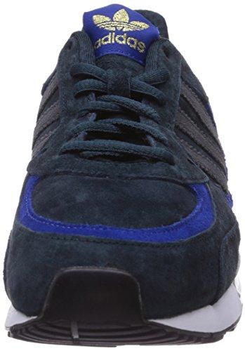 adidas Originals ZX 850 - Zapatillas unisex Petrol Ink S15-St/Dgh Solid Grey/Collegiate Royal