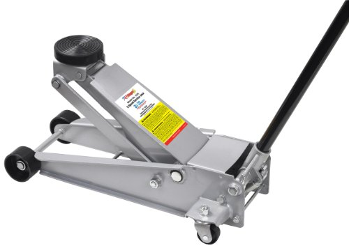 OTC (1526A) Stinger Two Speed 3-1/2-Ton Service Jack ()