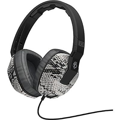Skullcandy Crusher Headphones with Built-in Amplifier and Mic