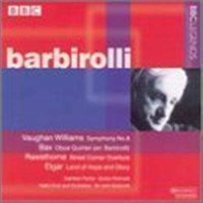 Vaughan Williams: Symphony No. 8 / Elgar: Land of Hope & Glory / Bax: Quintet / Rawsthorne: Street Corner / Delius / Walton (Edward Elgar Land Of Hope And Glory)
