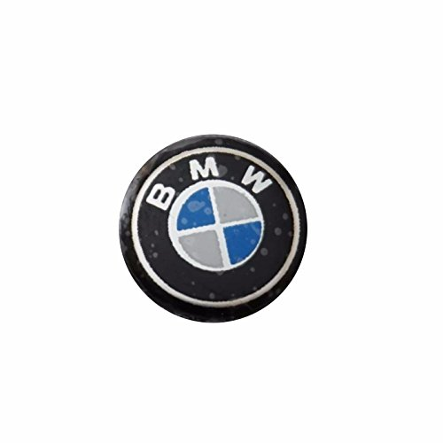 s Key Fob Remote Badge Logo Emblem Sticker Dia:11mm for BMW (Logo Key Fob)