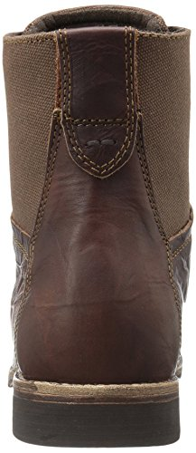 Gbx Menns Griff Ingeniør Boot Brown