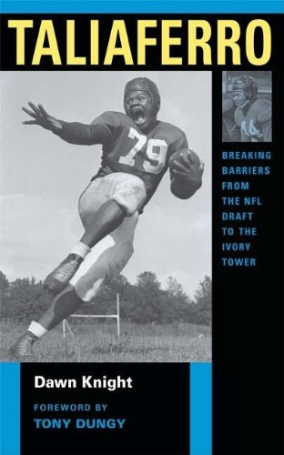 Taliaferro: Breaking Barriers from the NFL Draft to the Ivory Tower pdf epub