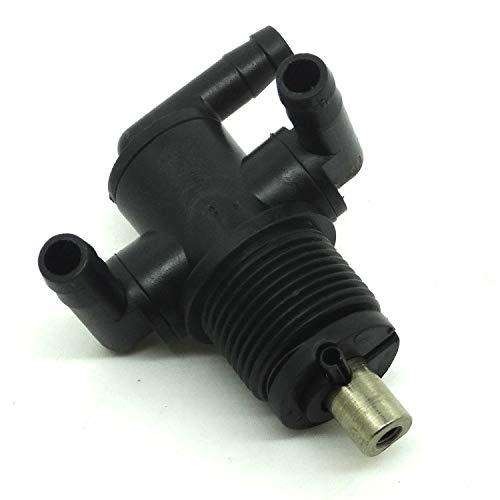 (3 Way Petcock Tank Fuel Shut-off Valve Switch for Polaris ATV Sportsman 335 400 500 600 700)