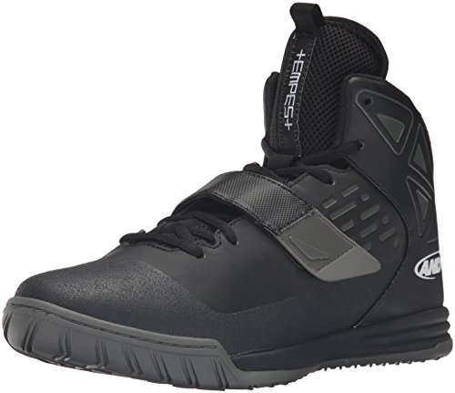 AND1 AND 1 Men's Tempest-M Basketball Shoe - Black/Gunmet...