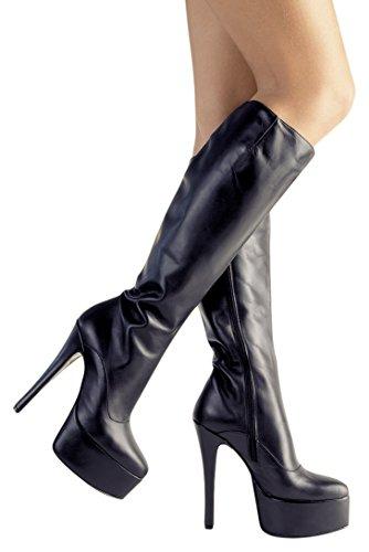 Talon Collection Bottes Chaussures Palermo Taille Cottelli À 39 n6xTqta