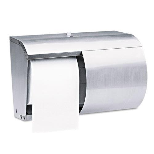 KIM09606 - Coreless Double Roll Tissue Dispenser
