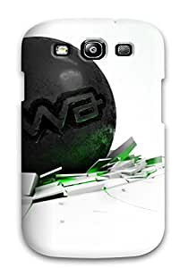 Slim New Design Hard Case For Galaxy S3 Case Cover Landed