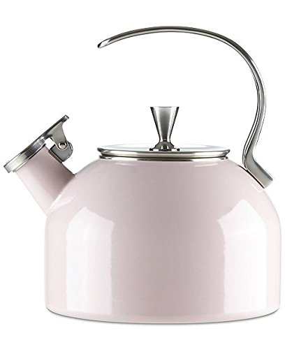 kate spade new york All in Good Taste Blush Tea Kettle by Kate Spade New York (Image #1)