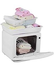 UV Sterilizer 8L for Salon Spa Hot Towel Warmer Cabinet Sterilizing Machine for Massage Nail Tattoo Tool Home Health Care(US 110V)