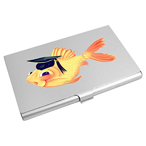 Card Credit Card Azeeda Holder Wallet Fish' CH00017332 Business 'Graduation qgwHt1