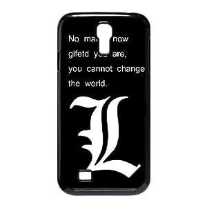 Samsung Galaxy S4 I9500 Phone Case Black Death Note VMN8182718