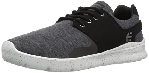 Etnies Men's Scout Xt Skateboarding, Black, Shoe Size Black