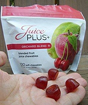Juice Plus Orchard Chewables (Plus Trio Juice)