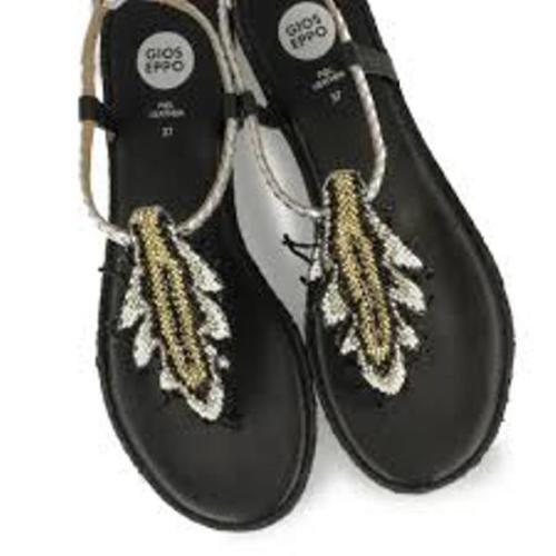 Gioseppo Mujer Oriana 40487-02 Siver zapatos con correa