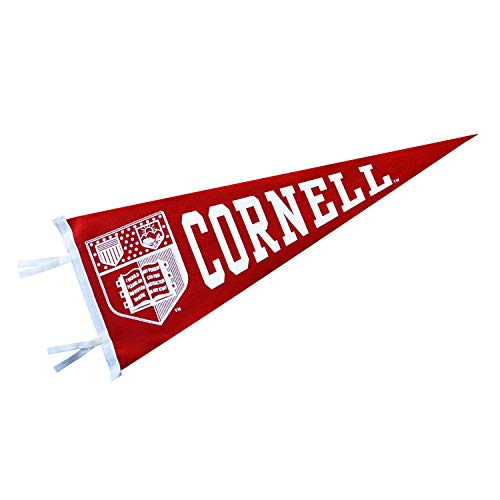 Cornell University Big Red Pennant, Full-Size, 12