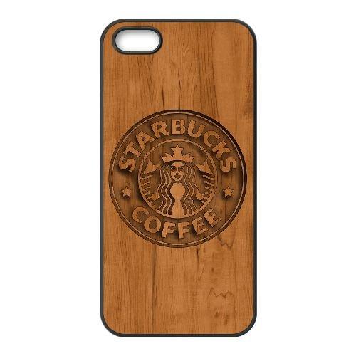 Starbucks KP66UV3 coque iPhone 5 5s cas de téléphone portable coque R7UO9W2XR