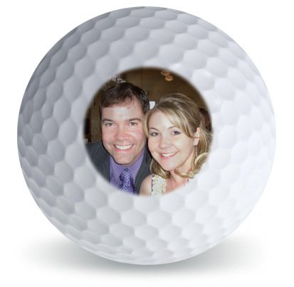 Infusion Custom Logo Golf Balls - 1 Dozen